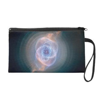 Dying Star: Cat's Eye Nebula Wristlet