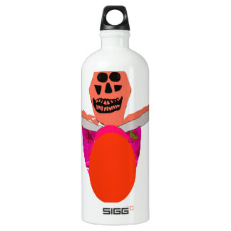 dying to ride aluminum water bottle