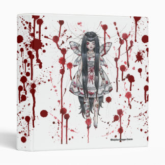Dying To See You Gothic Binder
