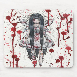 Dying To See You Gothic Mousepad