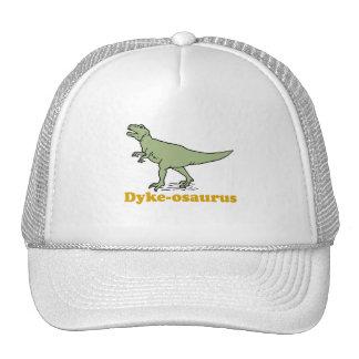 Dyke-osaurus Trucker Hats
