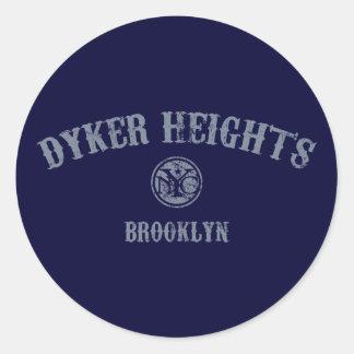 Dyker Heights Sticker
