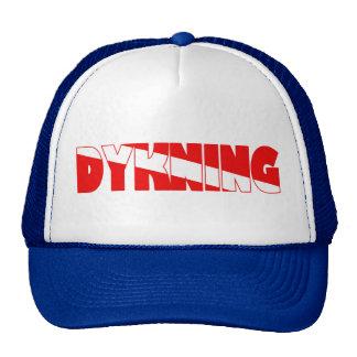 Dykning (Danish) Trucker Hat