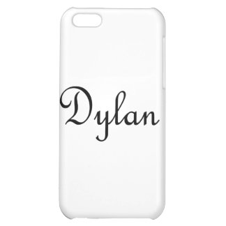 Dylan iPhone 5C Covers