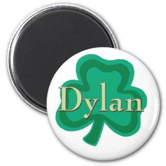 Dylan Irish Name Magnets