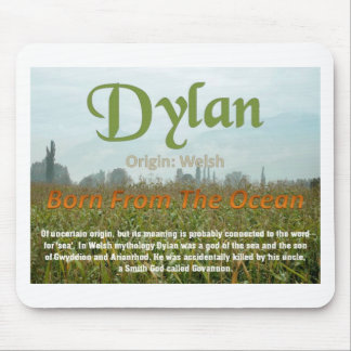 Dylan Mouse Pad