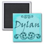 Dylan Ornamental Magnet