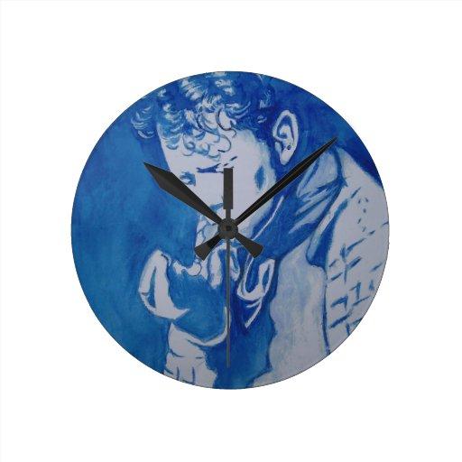 Dylan Thomas Clocks