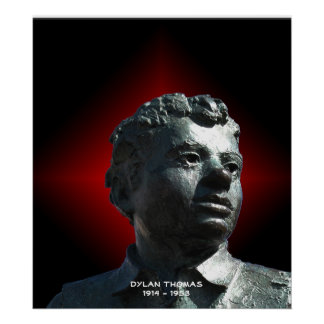 Dylan Thomas Posters