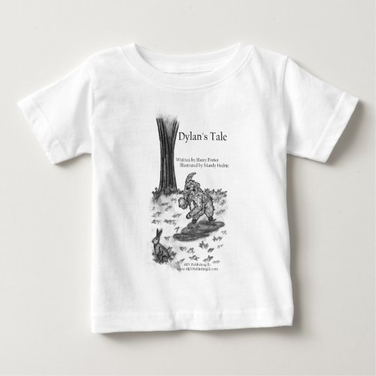 Dylans Tale Baby T-Shirt