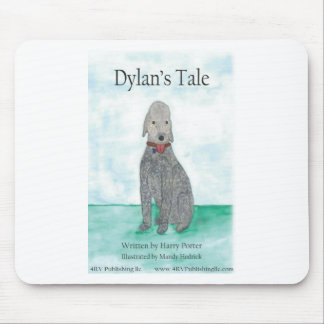 Dylan's Tale Mouse Pad