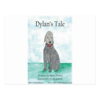 Dylan's Tale Postcard