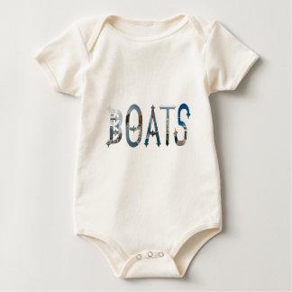 Dymond Speers BOATS BABY CREEPER
