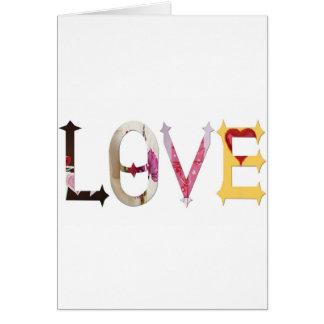 Dymond Speers LOVE CARD