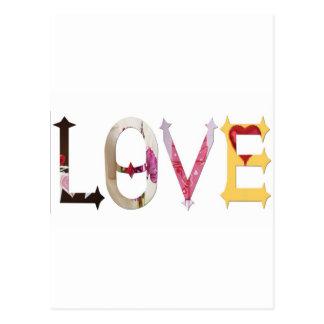 Dymond Speers LOVE POSTCARDS