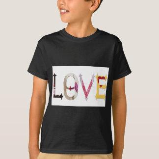 Dymond Speers LOVE T SHIRT