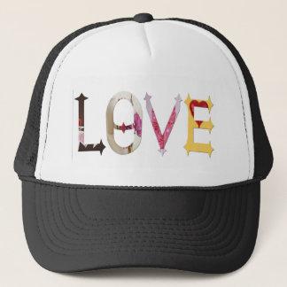Dymond Speers LOVE TRUCKER HAT