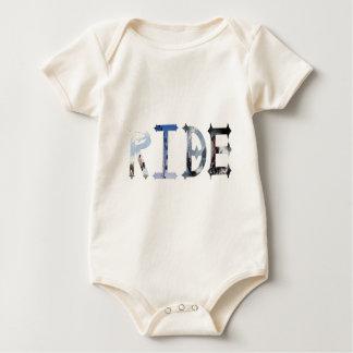 Dymond Speers RIDE BABY BODYSUITS