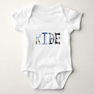 Dymond Speers RIDE BODY SUITS Baby Bodysuit