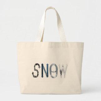 Dymond Speers SNOW CANVAS BAG