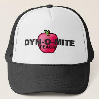 Dyn-O-Mite Teacher Trucker Hat
