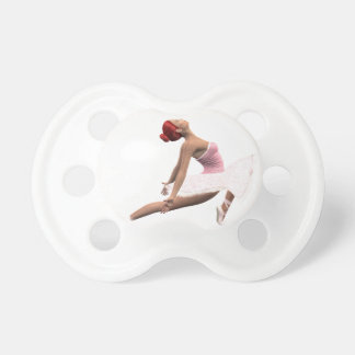 Dynamic Ballet Move Pacifier