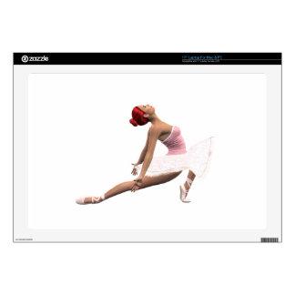 Dynamic Ballet Move Skin For Laptop