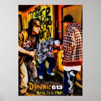 Dynamic Break & Entry (Merch, TY & JMA) [Poster] Poster