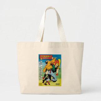 Dynamic Comics #3 Jumbo Tote Bag