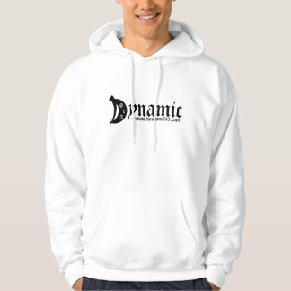 Dynamic Customizable Name Hoodie