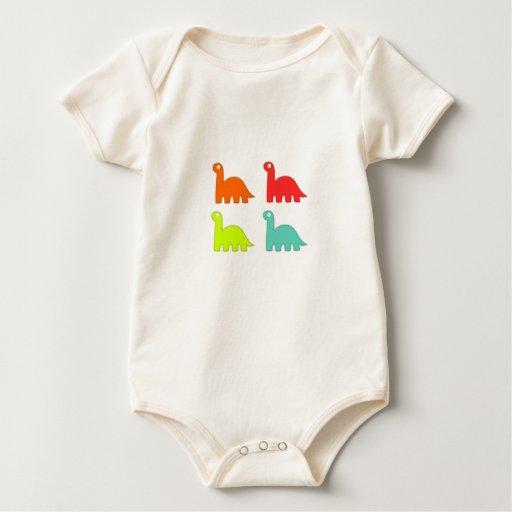 Dynamic Dinos Customizable Infant Organic Creeper