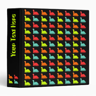 Dynamic Dinos Pattern Binder