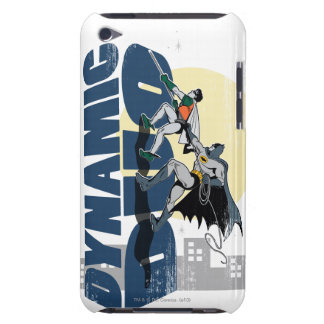 Dynamic Duo Graphic Barely There iPod Case