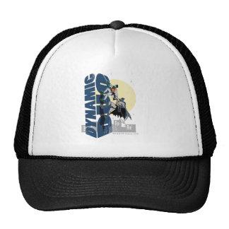 Dynamic Duo Graphic Trucker Hat