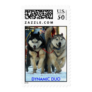 DYNAMIC DUO POSTAGE