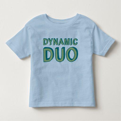 Dynamic Duo T-shirts