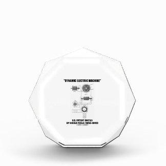 Dynamic Electric Machine U.S. Patent Nikola Tesla Award