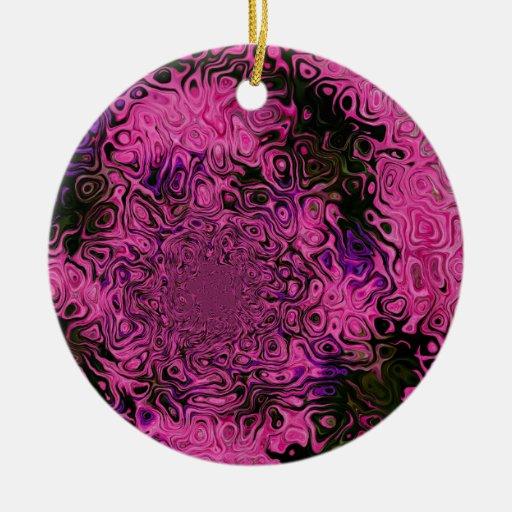 dynamic christmas tree ornament