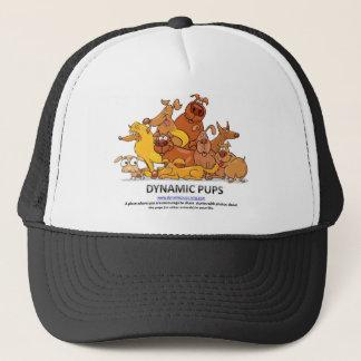 dynamic pups icon.jpg trucker hat