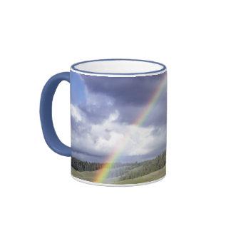 Dynamic Rainbow Ringer Mug