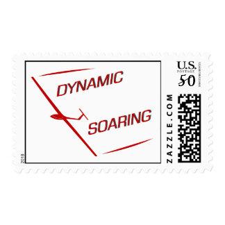 Dynamic Soaring Postage Stamp
