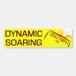 Dynamic Soaring R/C Bumper Sticker