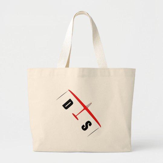 Dynamic Soaring ... Rippin' Hot Large Tote Bag