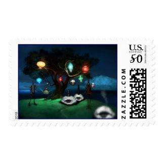 Dynamic Symmetry postage stamp