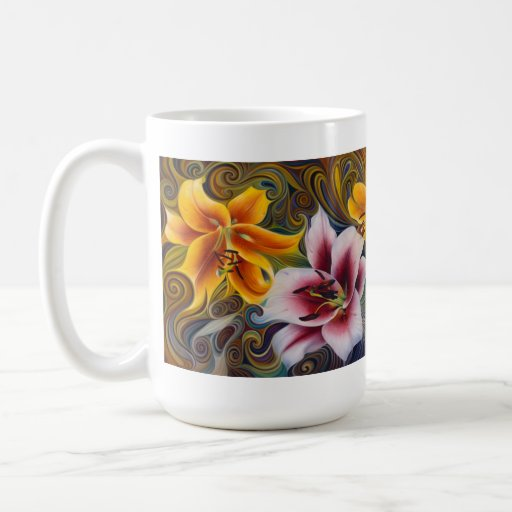 Dynamic Triad Mug