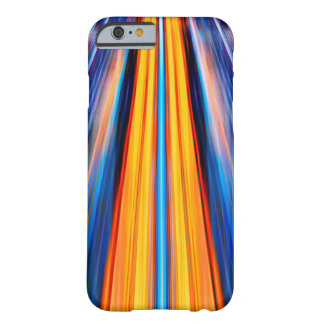 Dynamic yellow light beams barely there iPhone 6 case