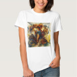 Dynamism of a soccer player by Umberto Boccioni Tee Shirt