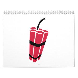 Dynamite Calendar