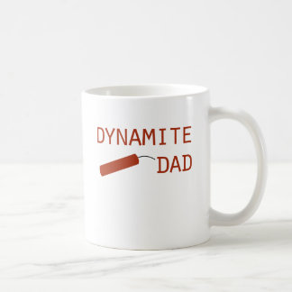 Dynamite Dad Coffee Mugs