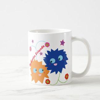Dynamite Friends Classic White Coffee Mug